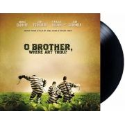 Lp Vinil Trilha Sonora O Brother, Where Art Thou?