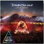 Cd David Gilmour Live At Pompeii 2017
