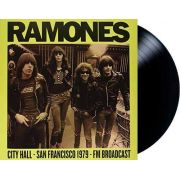 Lp Vinil Ramones City Hall Plaza 1979 In San Francisco