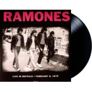 Lp Vinil Ramones Live In Buffalo February 1979