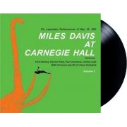 Lp Vinil Miles Davis At The Carnegie Hall Part Two