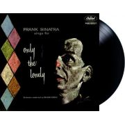 Lp Vinil Frank Sinatra Only The Lonely