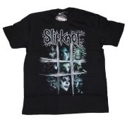 Camiseta Slipknot Scratch Squares
