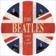 Lp Vinil Picture Disc The Beatles Live At Last