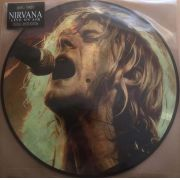 Lp Vinil Picture Disc Nirvana Live On Air