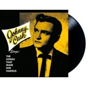 Lp Vinil Johnny Cash Sings The Songs That Made Him Famous