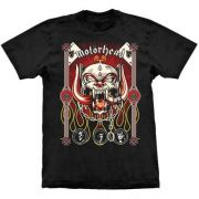 Camiseta Motorhead Snaggletooth
