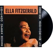 Lp Vinil Ella Fitzgerald At The Opera House