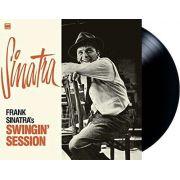 Lp Vinil Frank Sinatra Swingin Session