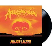 Lp Vinil Major Lazer Apocalypse Soon