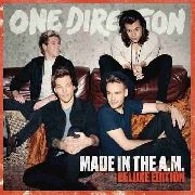 Cd One Direction Made In The Am Deluxe Edition