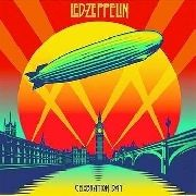 Cd Led Zeppelin Celebration Day