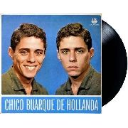 Lp Vinil Chico Buarque De Hollanda Volume 1 1966