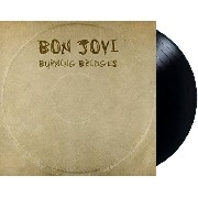 Lp Vinil Bon Jovi Burning Bridges