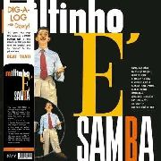 Lp Vinil + Cd Miltinho É Samba