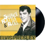 Lp Vinil Elvis Presley Shake Rattle And Roll