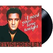 Lp Vinil Elvis Presley I Need Your Love Tonight