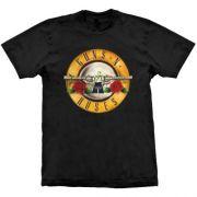 Camiseta Guns N Roses Bullet