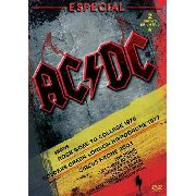 Dvd ACDC Especial Shows ---