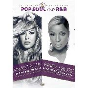 Dvd Pop Soul And R&b Anastasia & Mary J. Blige