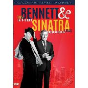 Dvd Tony Bennet & Frank Sinatra Videos Collection