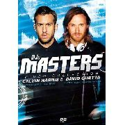 Dvd Djs Masters Video Collection Calvin Harris & David Gueta