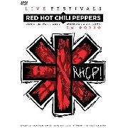 Dvd Red Hot Chili Peppers Live Festivals