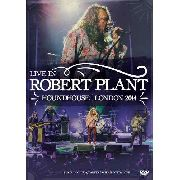 Dvd Robert Plant Live In Houndhouse London 2014
