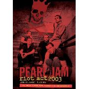 Dvd Pearl Jam Riot Act 2003