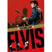 Dvd Elvis Presley The King Live