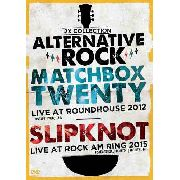 Dvd 2x Alternative Rock Vol. 1
