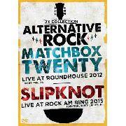 Dvd 2x Alternative Rock Vol. 1