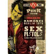 Dvd 2x Punk Rock Vol. 1