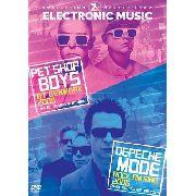 Dvd 2x Eletronic Music