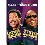 Dvd 2x Black And Soul Music