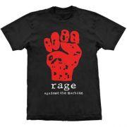 Camiseta Rage Against The Machine Hand