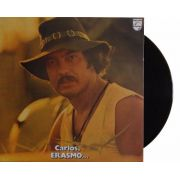 Lp Vinil Erasmo Carlos Carlos Erasmo