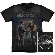 Camiseta Premium Pink Floyd Wish You Were Here