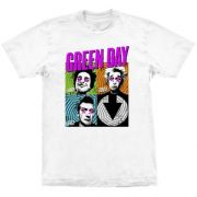 Camiseta Green Day Uno Dos Tre