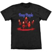 Camiseta Deep Purple Burn