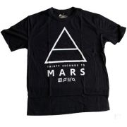 Camiseta Thirty Seconds To Mars Logo