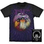 Camiseta Premium Jimi Hendrix Experience