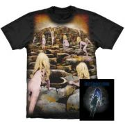 Camiseta Premium Led Zeppelin Houses Of The Holy