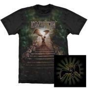 Camiseta Premium Led Zeppelin Stairway To Heaven