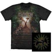 Camiseta Premium Led Zeppelin Stairway To Heaven