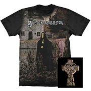 Camiseta Premium Black Sabbath Primeiro Album