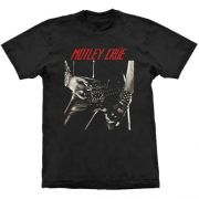 Camiseta Motley Crue Too Fast For Love