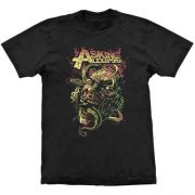 Camiseta Asking Alexandria Snake