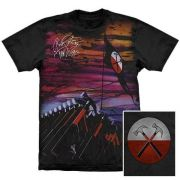 Camiseta Premium Pink Floyd  The Wall Hammers