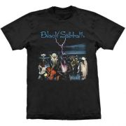 Camiseta Black Sabbath Live Evil